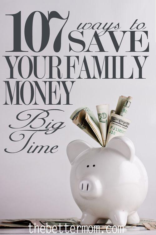 Bei so vielen Möglichkeiten, Geld zu sparen, kann das Lesen aller Informationen überwältigend sein …   – Inspiring Christian Moms