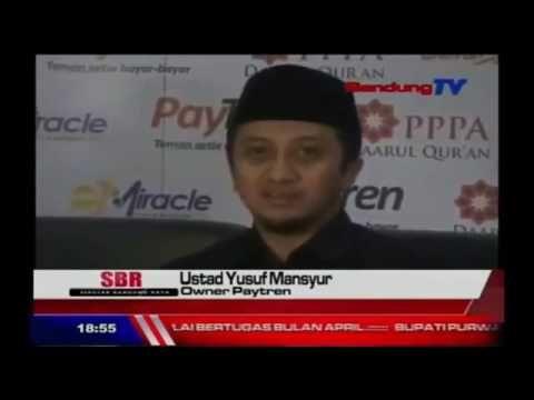 Ustad Yusuf Mansur Kenalkan Paytren kepada Penduduk Dunia . daftar WA 089519457265 BBM 58ef9815 - YouTube