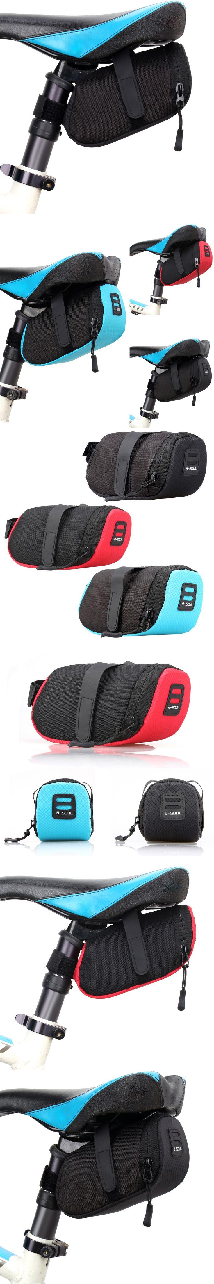 Bicycle Bike Rear Top Tube Bag Waterproof MTB Mountain/Road Bike Rear Bag Bicycle Saddle Bag Cycling Rear Seat Tail Bag Hot Sale