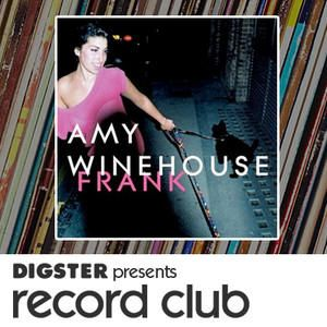 Amy Winehouse - Frank on Record Club #christmas #gift #ideas #present #stocking #santa #music #RecordClub #records