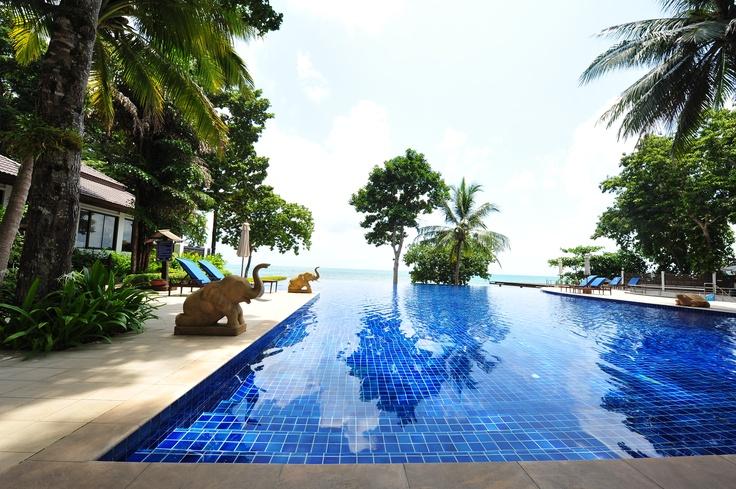 Chang Buri Resort & Spa - Pool