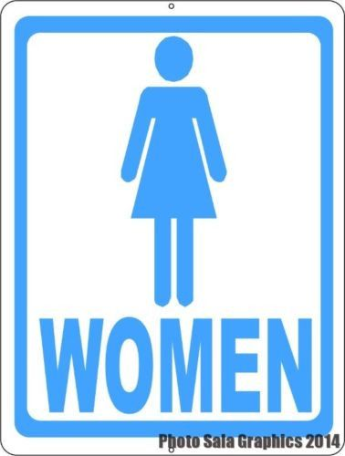 28 best male and female bathroom signs images on pinterest for Women s bathroom sign