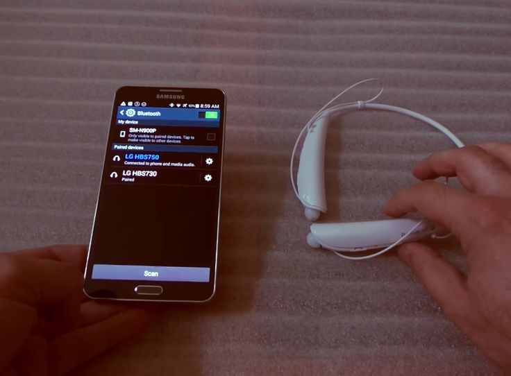 how to connect samsung galaxy s3 to blutooth