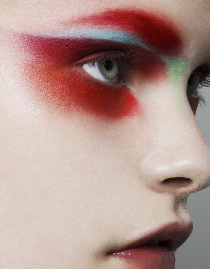 Fabuleux Plus de 25 idées tendance dans la catégorie Maquillage des années  SO85