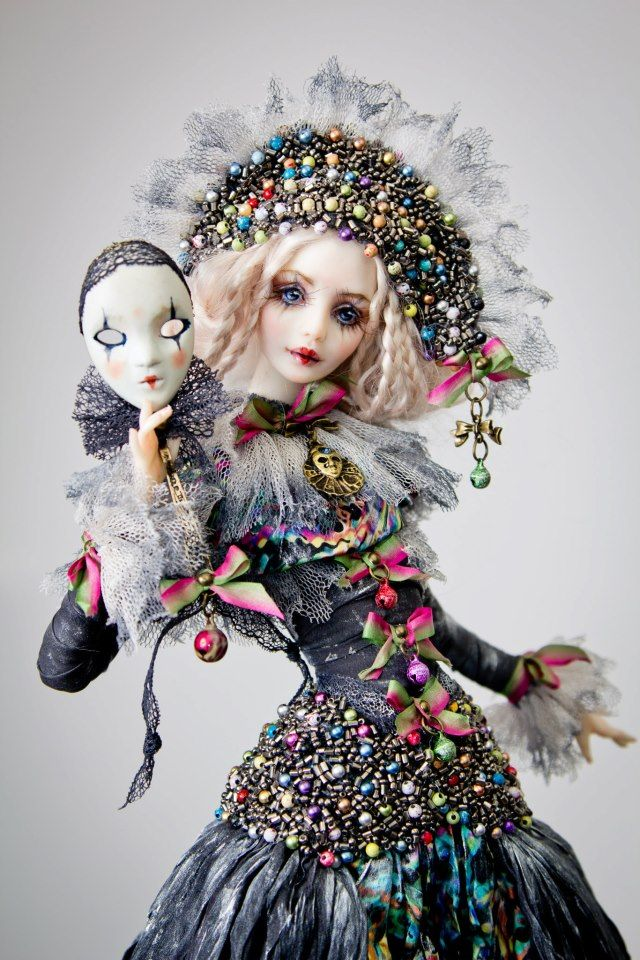 ball jointed doll costume - photo #9
