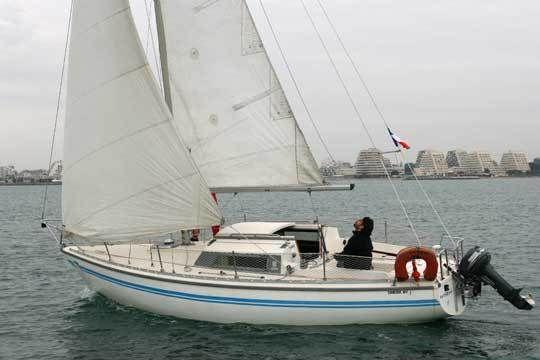 Sangria, le voilier croiseur icone des seventies