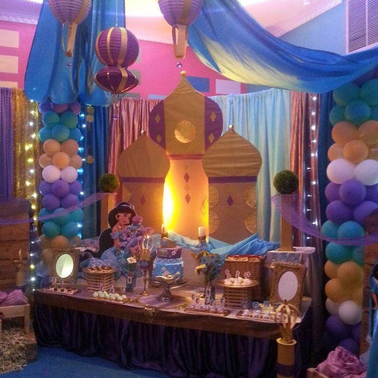 """""""La princesa #jasmin esta a la espera de aladdin y el mago para disfrutar de un…"""