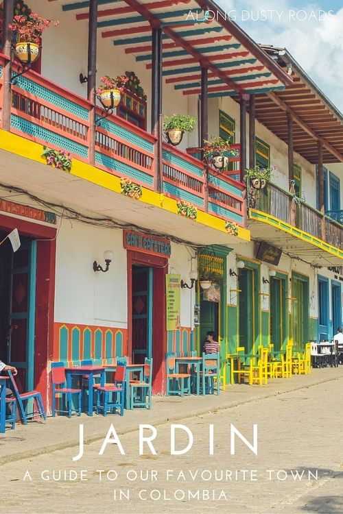Our favourite pueblo in Colombia isn't in the guidebooks. Whilst Salento and Guatapé are very popular on the backpacker trail, little Jardin was all ours. Here's our guide to the town.