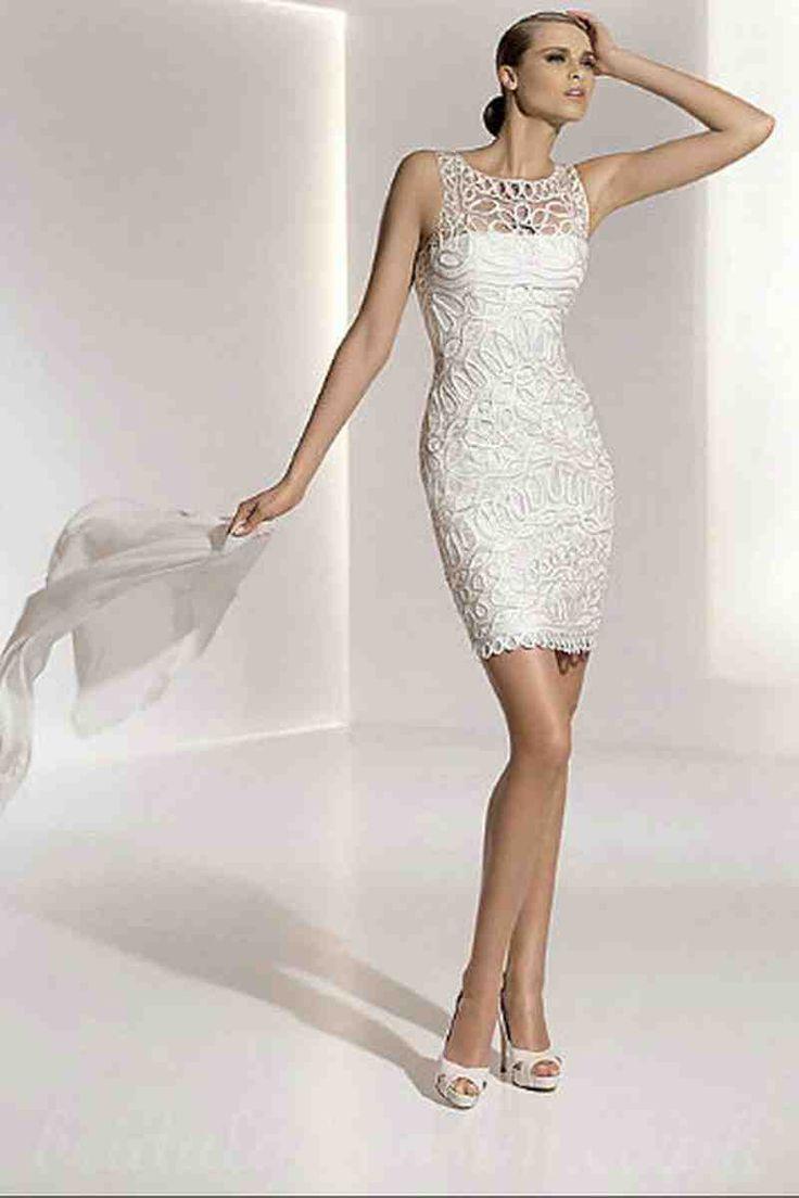 Petite Short Wedding Dresses