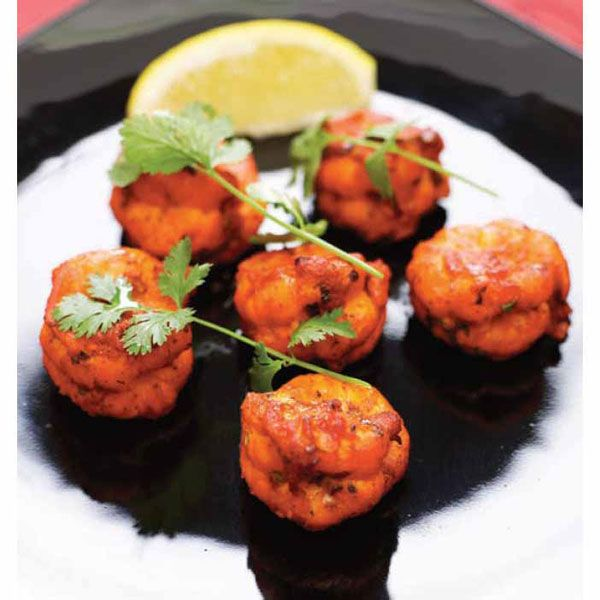 Tandoori King Prawns. Buy Tandoori King Prawns online from Spices of India - The UK's leading Indian Grocer. Free delivery on Tandoori King Prawns (conditions apply).