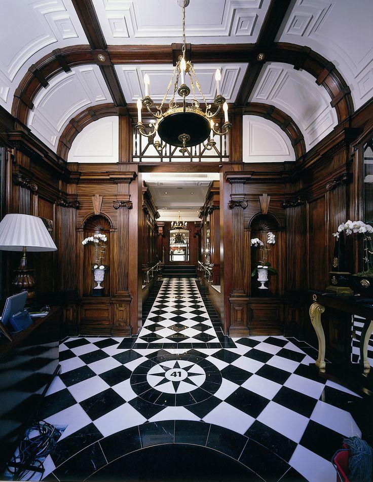1000 id es sur le th me design d 39 int rieur de hall de l for Londres hotel design