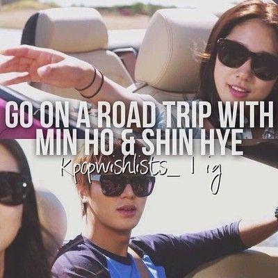 Lee Min Ho and Park Shin Hye ♡ #Kdrama // The #HEIRS