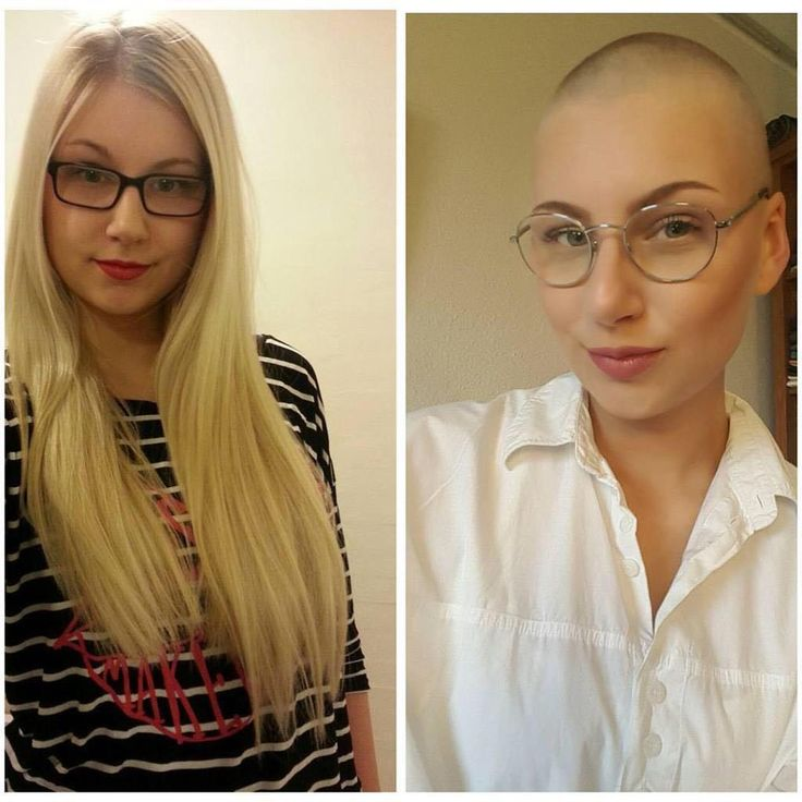 Before&After | Haircut, headshave and bald fetish blog