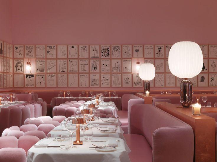 Best sketch london restaurant images on pinterest