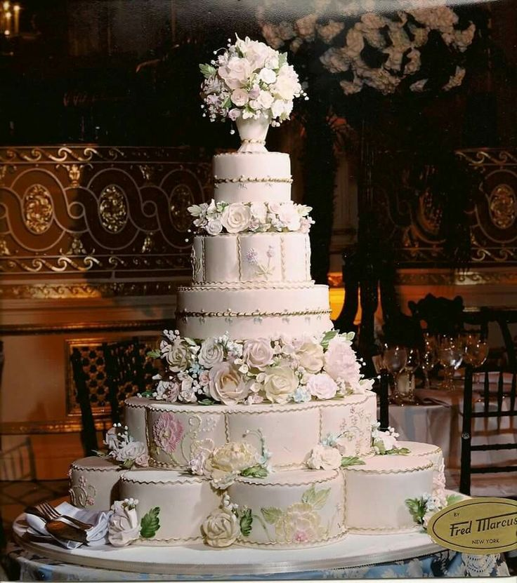 Luxury Eggless Wedding Cakes See More Lovely
