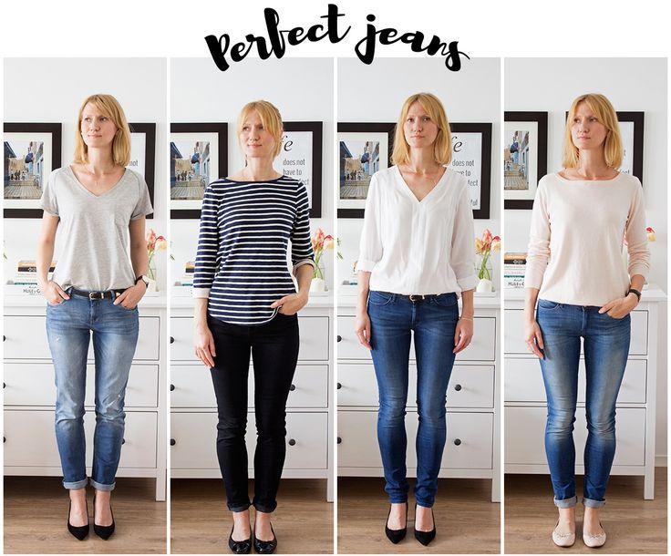 Przegląd dżinsów w mojej szafie. #jeans #dżinsy