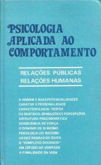 Psicologia Aplicada ao Comportamento vol.4