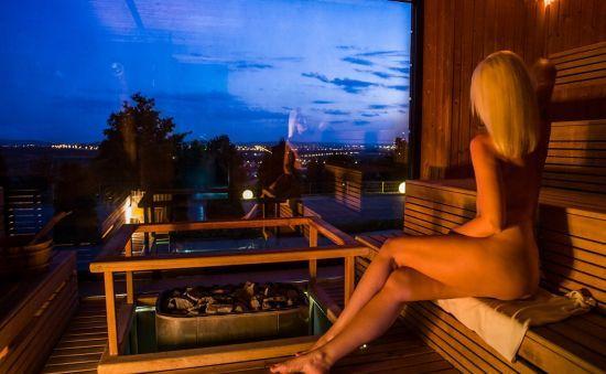 Wieczór saunowy Kleopatry - tylko dla Pań