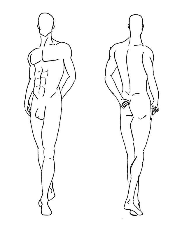 free male fashion croquis to download really helpful and inspiring