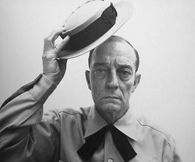 Image result for buster keaton hat tip