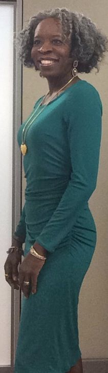Vogue 1314, knit dress