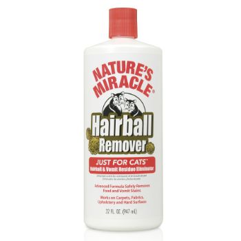 RSPCA - World for Pets - Hairball & Vomit Residue Remover 947 ml
