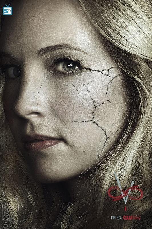 Caroline Forbes -- The Vampire Diaries Season 8