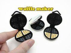 tutorial: miniature waffle maker