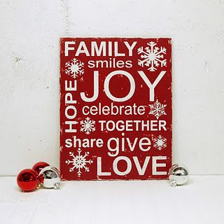 make your own message for your holiday values