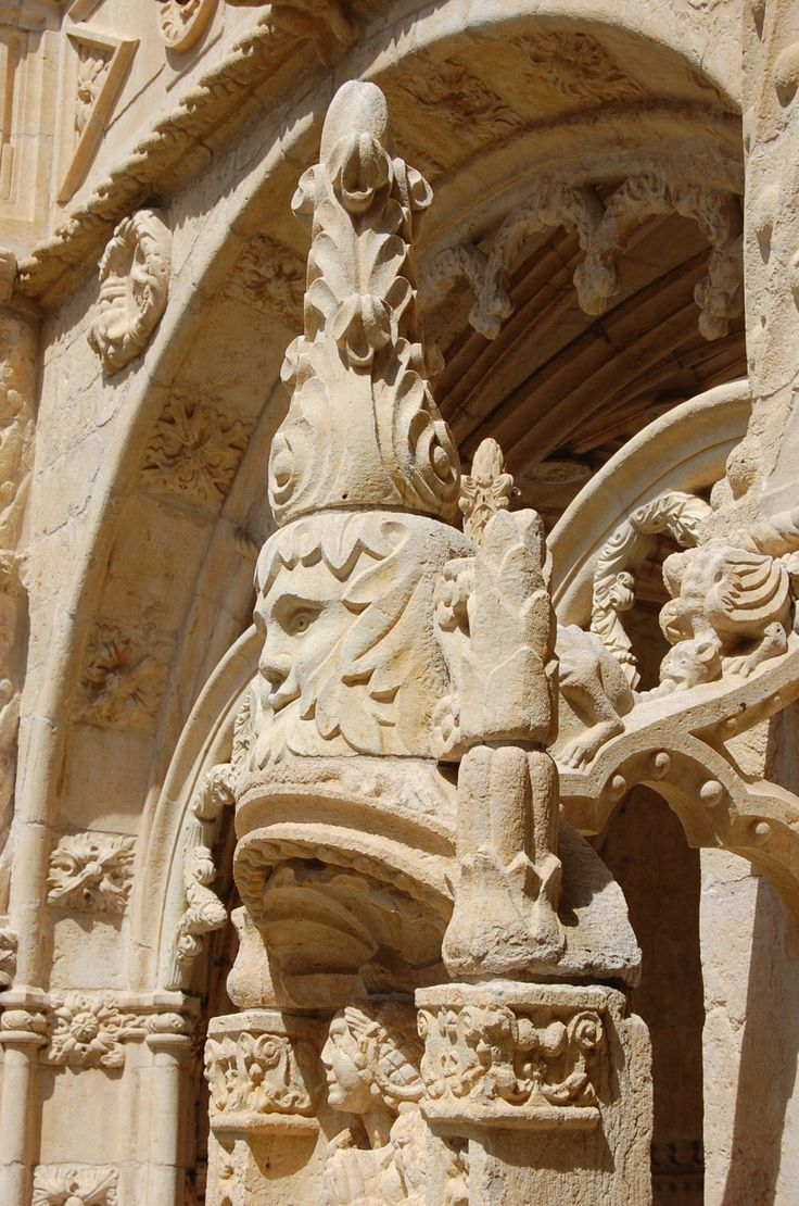 Monastère des Hiéronymites San Jeronimo Belem - Lisbonne - LANKAART