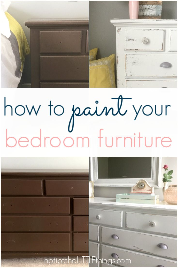 How To Paint Your Bedroom Furniture Diy Furniture Easy Painted Bedroom Furniture Diy Furniture Renovation