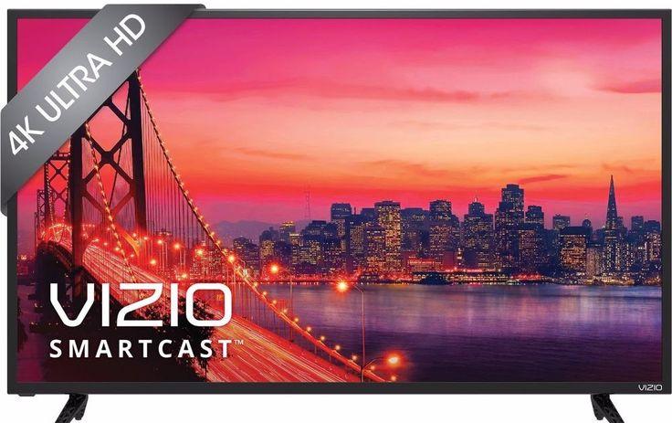 "VIZIO LED E43u-D2 43"" Inch Smart 4K Ultra HD TV 2160p 120Hz UHD"
