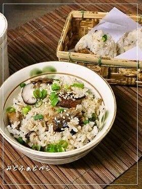 さんま蒲焼缶の簡単褒められ炊き込みご飯 by みどふぁどベシ ...