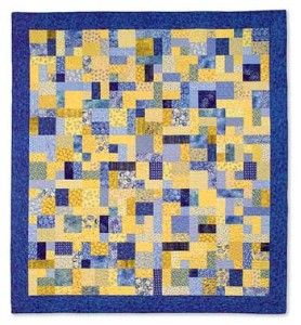 Free Quilt Pattern For Yellow Brick Road : Yellow brick road quilt pattern Quilting Pinterest