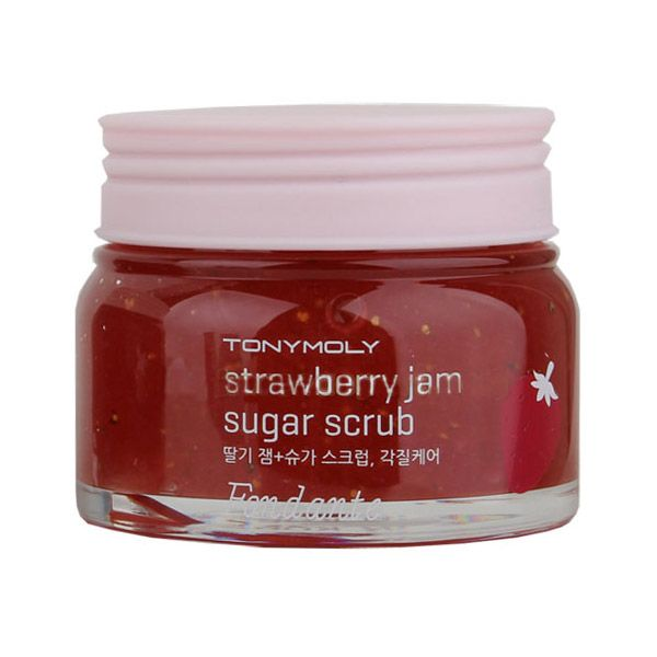 Tony Moly Fondante Strawberry Jam Sugar Scrub