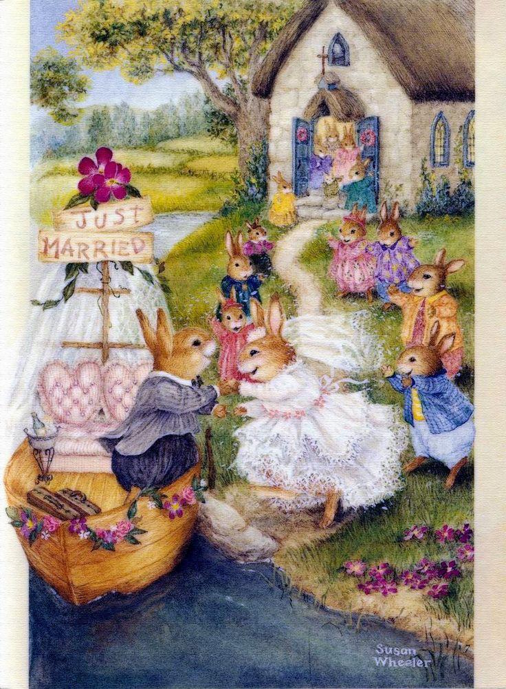 Bunnies -   Susan Wheeler