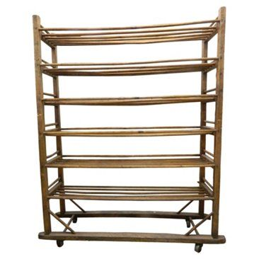 Check out this item at One Kings Lane! Industrial Rolling Rack