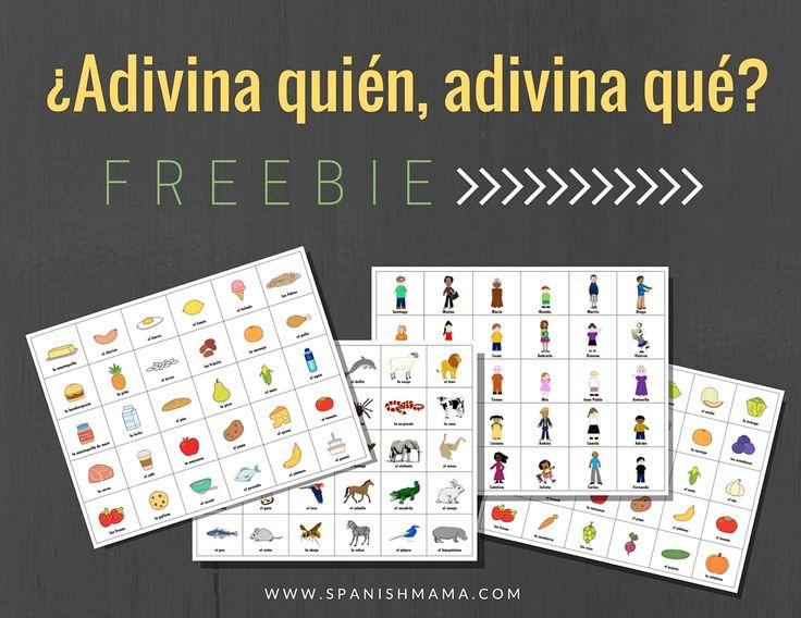 Fun games to learn spanish