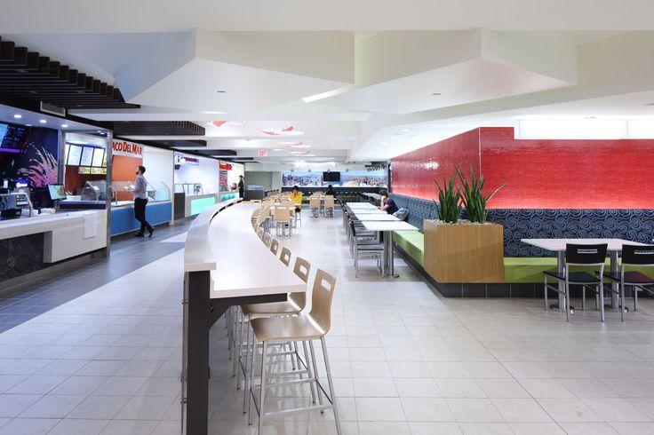 SSDG Interiors Inc.   retail: Harbour Centre Food Court