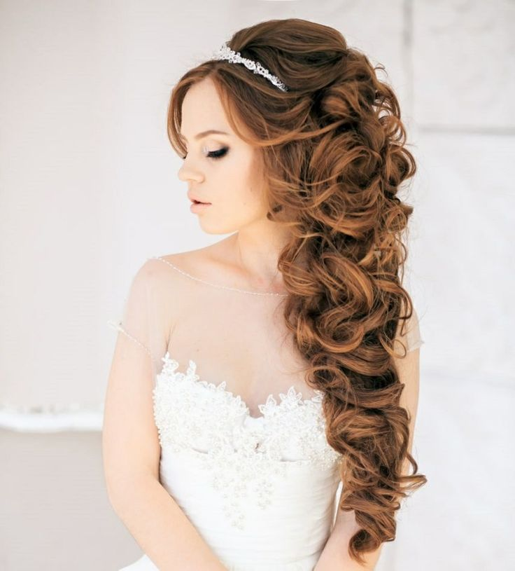 Más cautivador peinados niñas boda Galería de ideas de coloración del cabello - Peinados de boda comunión o cualquier evento especial que ...