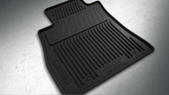 2017 Nissan Sentra Floor Mats