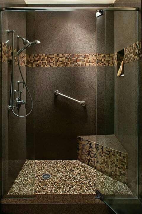 17 mejores ideas sobre duchas de m rmol en pinterest for Ideas para banos con ducha
