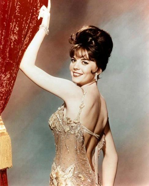 Natalie Wood in Gypsy Rose Lee (1962)