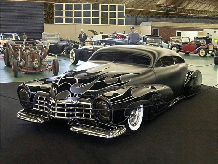 Cowboy Cadillac owed by Barry Weiss | Dream things ...