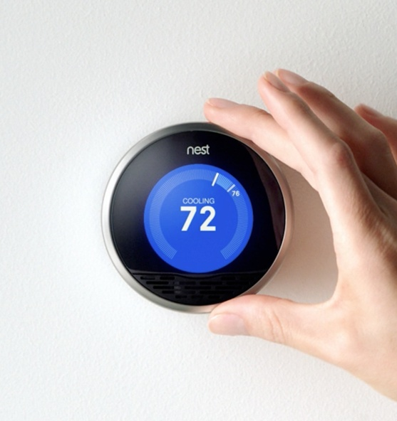 Nest | The Learning Thermostat | HomeHouse Diy, Amazing Nests, Nests I, Dreams, Future House, Tech Stuff, Nests Learning, Gadgets Guru, Nests Thermostat