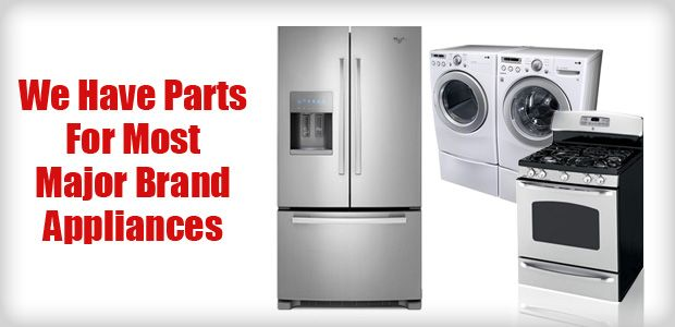 Buy major brands Appliance Parts at discounted prices from Able Appliances.