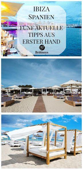 FÜNF AKTUELLE IBIZA TIPPS AUS ERSTER HAND #Spanien #Ibiza #Tipps