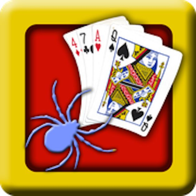 #NEW #iOS #APP Spider Solitaire Unlimited The Amazing Square 2 - Free Las Vegas Casino & Card Games