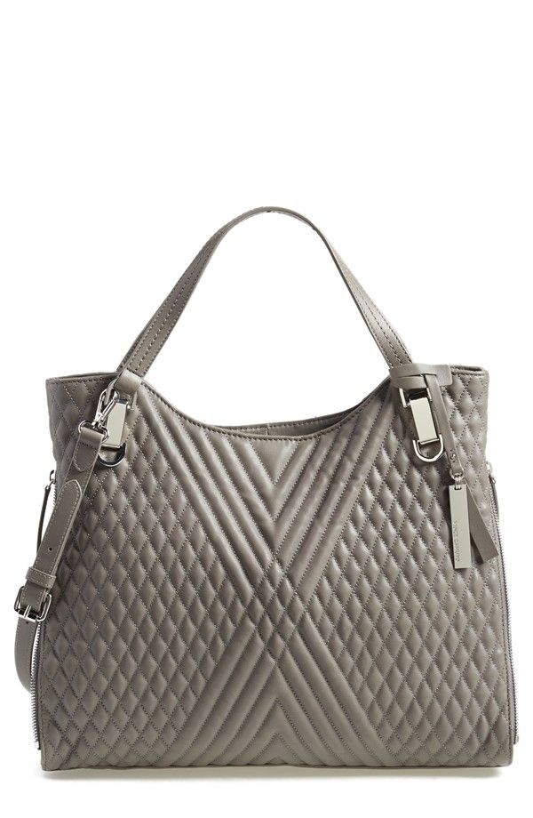 Vince Camuto 'Riley' Quilted Leather Tote #Nsale #Nsale2015 #AnniversarySale