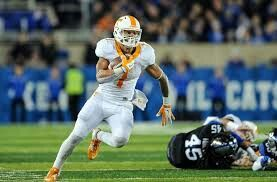 Jalen Hurd's craaaazy TD run against Kentucky.